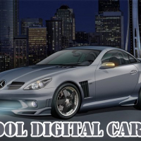 Cool Digital Cars Slide