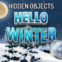 Hidden Objects Hello Winter