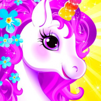 Unicorn Dress Up - Girls Games